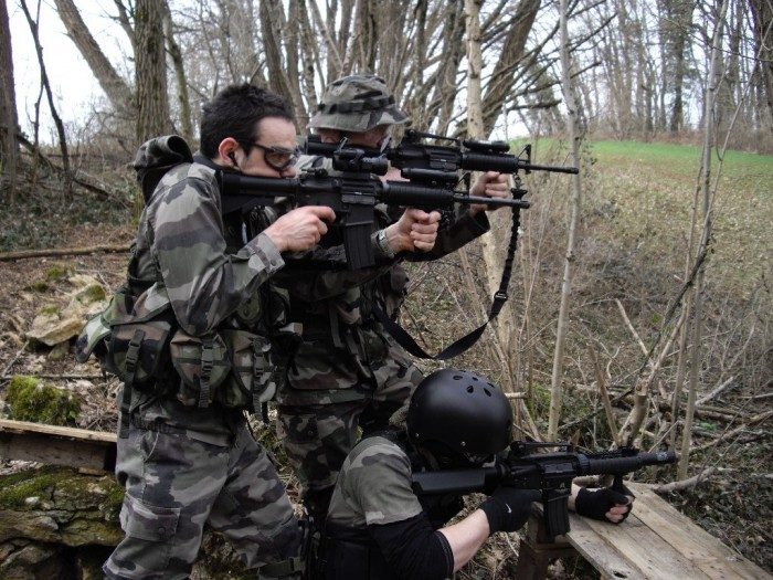 The Rise Of Airsoft