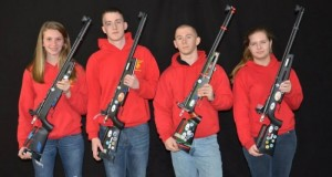 national ROTC Air Rifle Championship
