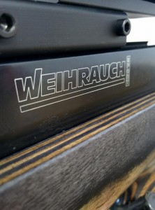 Weihrauch is a marque of quality in the world of airguns