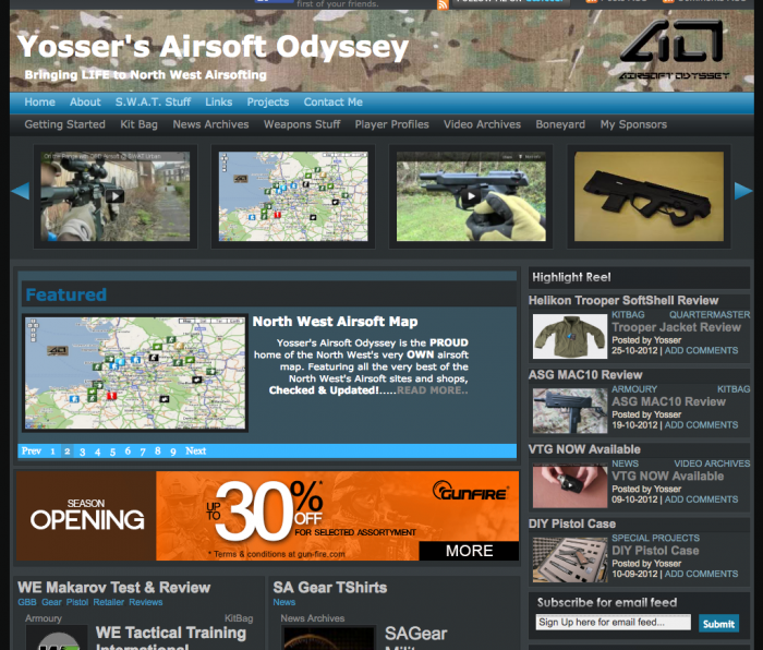 5 Of The Best Airsoft Blogs Online