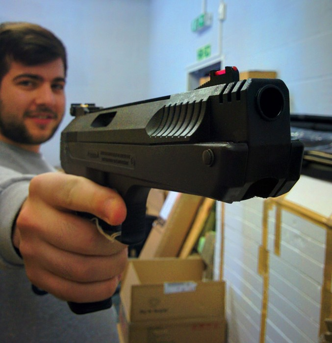 5 Things You Didn't Know About Air Rifle & Pistols