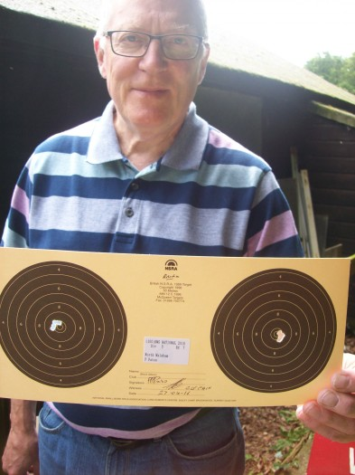 Club Focus: North Walsham Rifle and Pistol Club