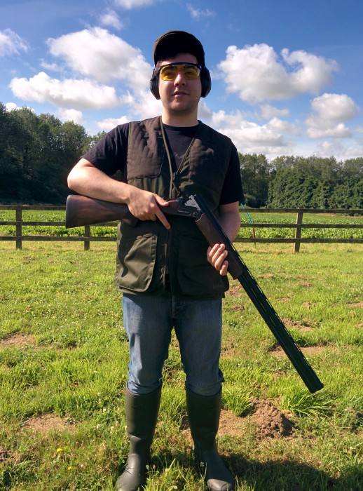 Get into Competitive Trap, Skeet & Clay Pigeon Shooting