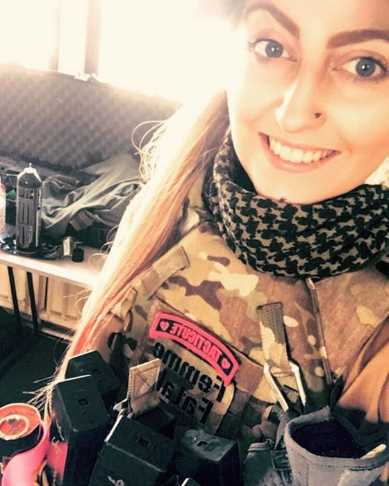 The Big Interview : Kelly Hardwick (Femme Fatale Airsoft)