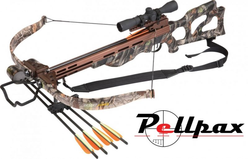 A Guide to Crossbows -Pellpax