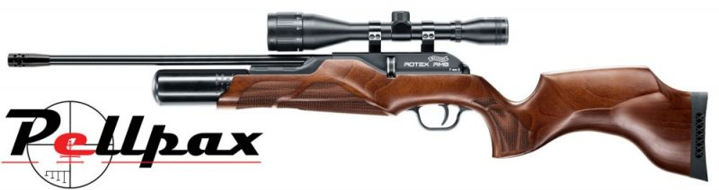 Walther Rotex airgun