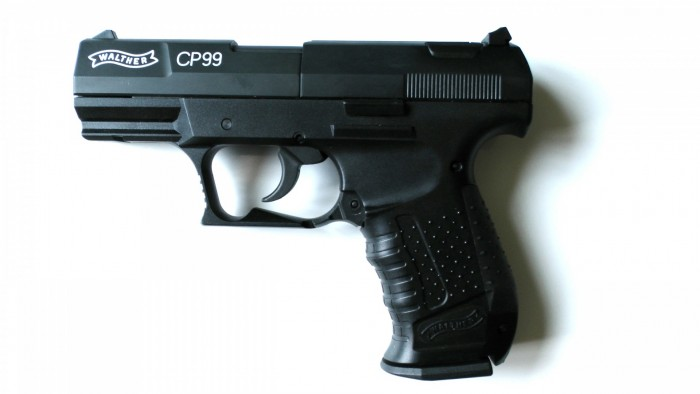 Face Off : Walther CP99 Special Agent vs Gamo GF MP9