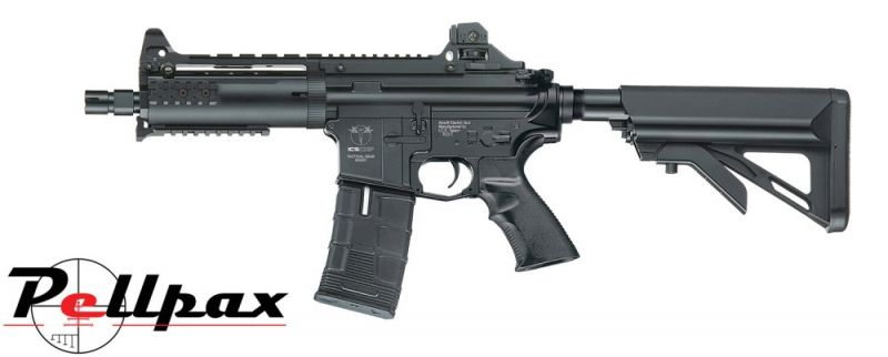 The ICS CXP-08 is an excellent main airsoft gun