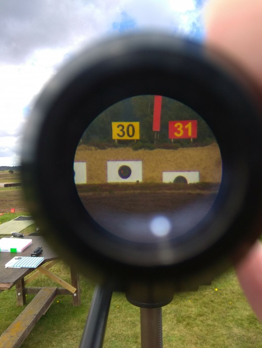 On Target for a New Range