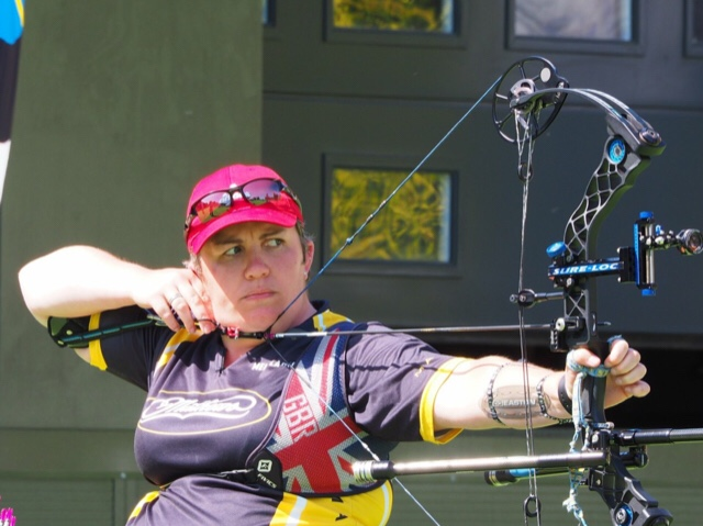 Mel Clarke, Para-Archery Champion, Talks to Pellpax