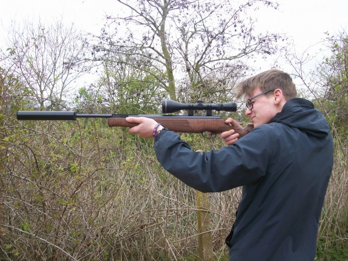 Three Great Break-Barrel Air Rifles for Rabbit Shooting this Spring