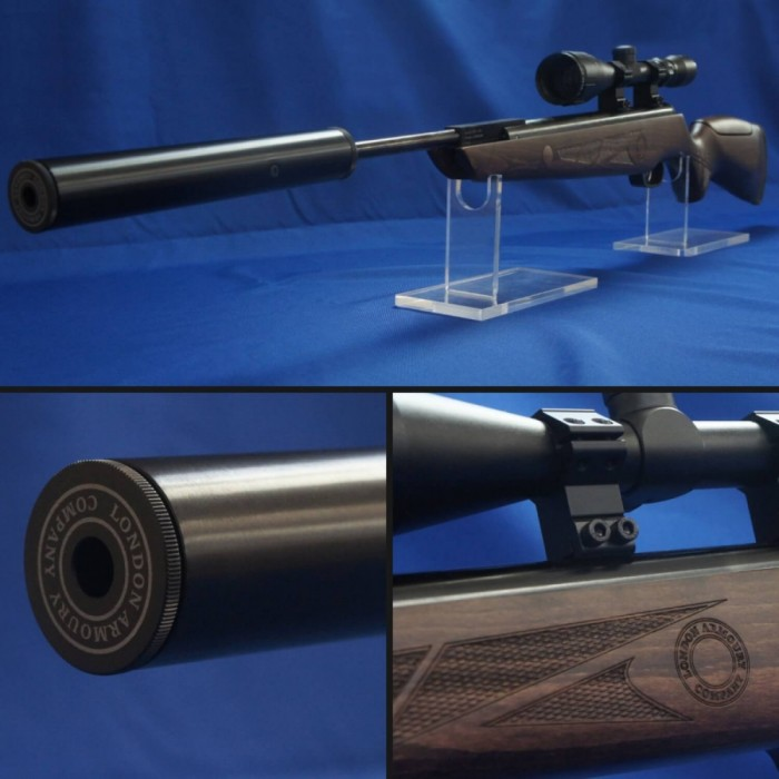 Five Excellent Air Rifle Scopes for Under £300