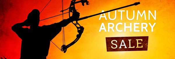 Great Offers on Archery this Autumn