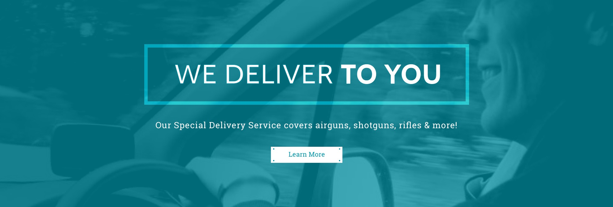 The Pellpax Delivery Service is one of the best in the UK for Air Rifles and Air Pistols
