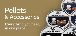 Airgun Pellets, Silencers, Scopes and other Accessories
