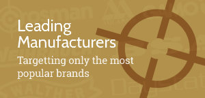 Browse leading manufacturers of air rifles, air pistols and archery by brand