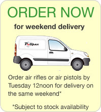 Uk Delivery of airguns to your door