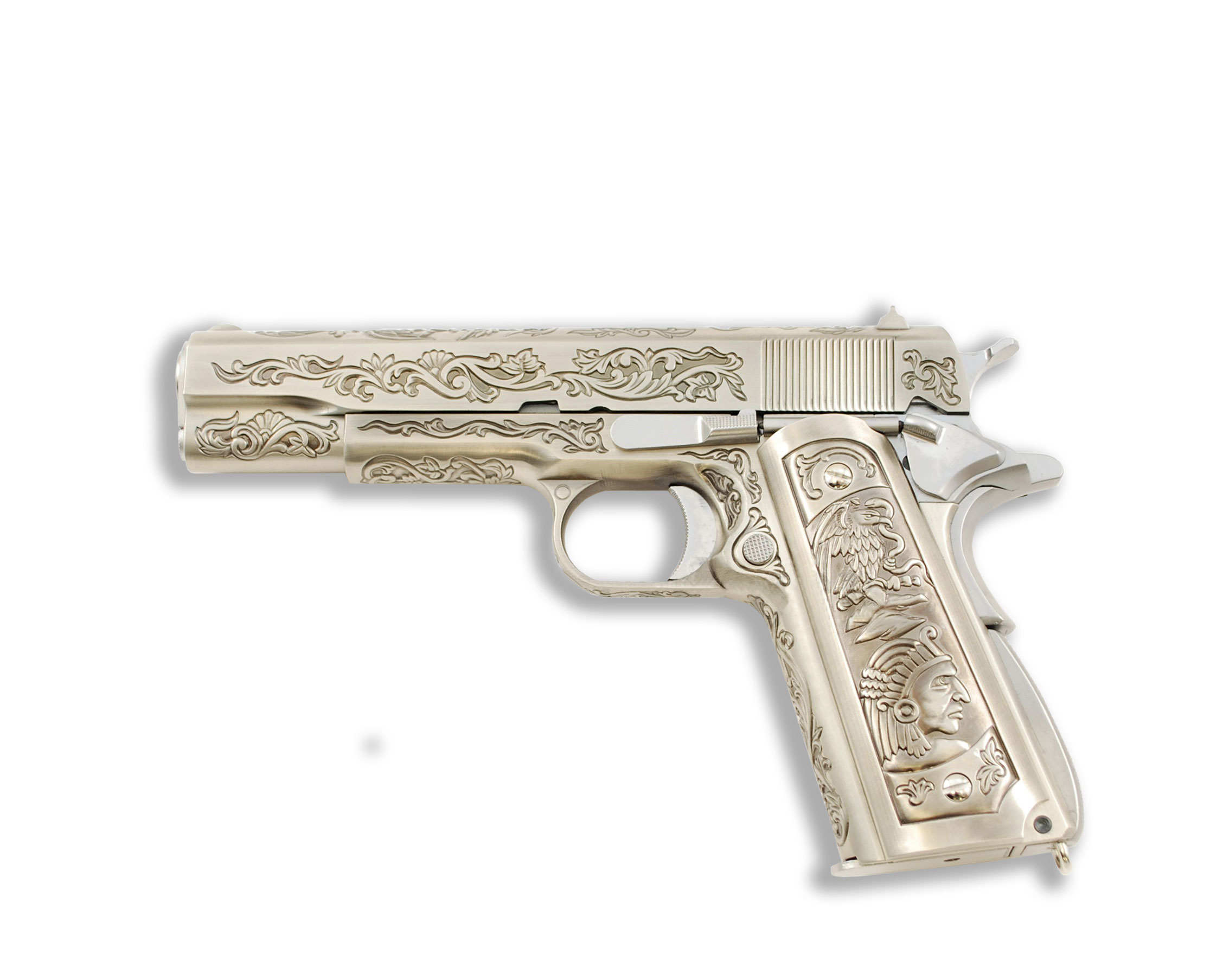 Gas Powered Airsoft Pistols