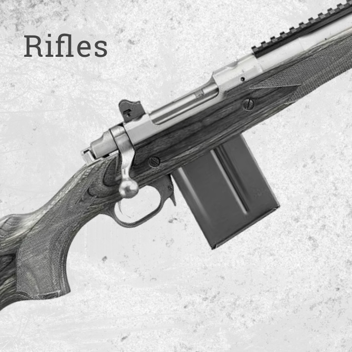 Centre Fire Rifles