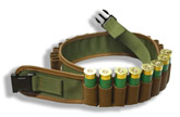 Cartridge Cases, Belts and Collectors