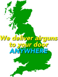Delivery across England and Wales