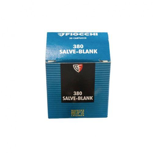 .380 Black Powder Effect Blanks Box of 50