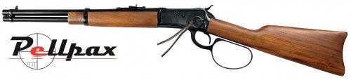 Rossi M92 Puma Round Barrel Blued Large Loop - .357 Magnum