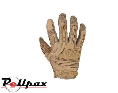KinetiXx X-PECT Coyote Tactical Gloves