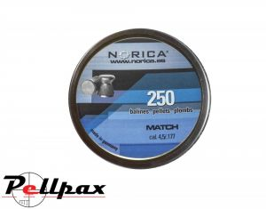 Norica Match .177 Pellets x 250