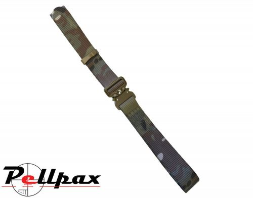 Kombat UK Recon Tactical Belt: BTP / Black / Olive Green / Coyote