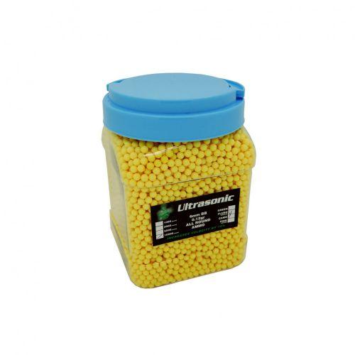 10,000 (nom) Bulk Pot of 6mm 0.12g Lightweight BBs