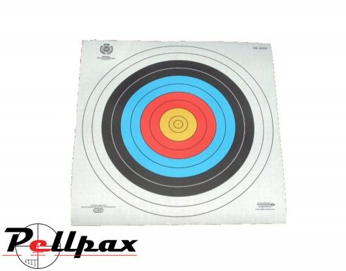 """Pack of 10 Targets 24""""x24"""""""