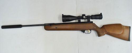 Weihrauch HW90K - .22 Air Rifle - Second Hand