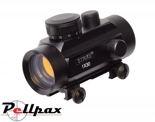 ASG 1x Tube Red Dot Sight