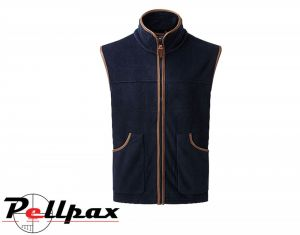 Performance Gilet Blue By ShooterKing