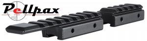 Adaptor Base 2 Piece 11mm to Weaver