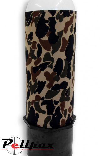 Camo Neoprene Bottle Sleeve