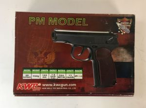 KWC Makarov - 6mm Airsoft - One Off Sale!