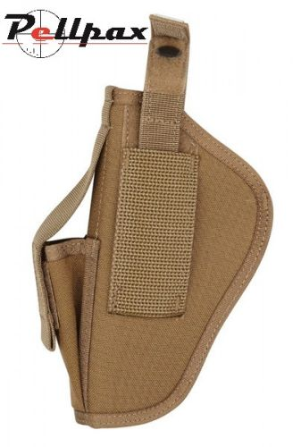 ASG Holster to suit STI, CZ, STEYR, OD Tan