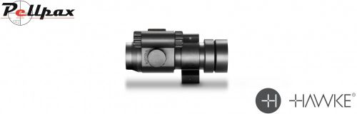 Hawke Red Dot Sight 1x30 - 9-11mm and Weaver
