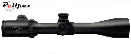 C-More X10 Rifle Scope -  2-20x44 IR