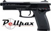 Heckler & Koch MK23 Socom Black Gas 6mm Airsoft