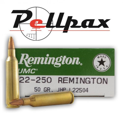 Remington UMC - .22-250