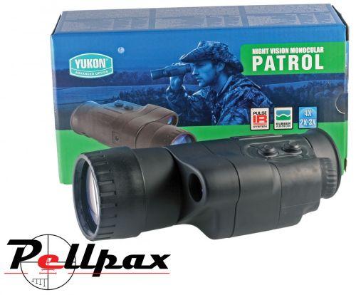 Yukon Advanced Optics Patrol 4x50