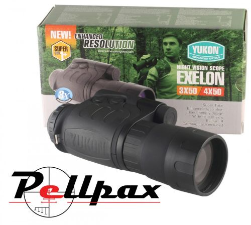Yukon Advanced Optics Exelon 4x50