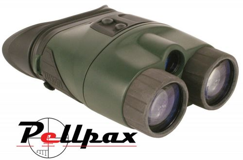 Yukon Advanced Optics Tracker 3x42