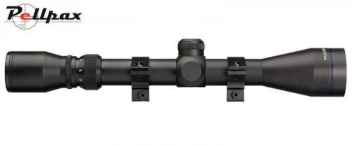 AGS VMX Rifle Scope - 3-9x40