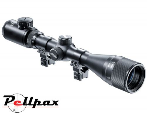 Walther Rifle Scope - 3-9x40 Fully Illuminated