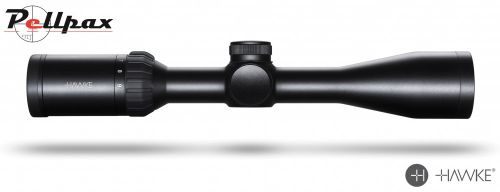 Hawke Panorama IR 3-9×40 - 10× ½ Mil Dot Reticle