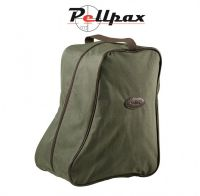 Seeland Green/Brown Boot Bag